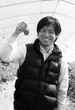 農業生産法人 株式会社GRA 岩佐大輝